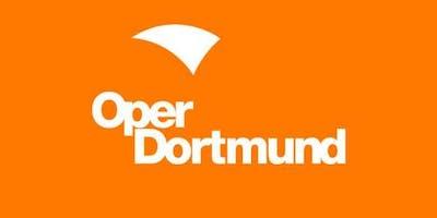 """#SMCDO inside: Theater Dortmund im Opernhaus zur Probe von \""""Quartett\"""""""