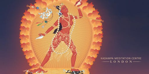 Uncommon Yoga of Inconceivability - Weekend Course with Gen Kelsang Gomchen (Temple)