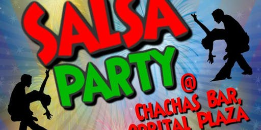 Salsa Party @ Chacha's Bar