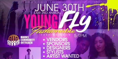 Young Fly Fashionable Fashion Show Fundraiser  tickets