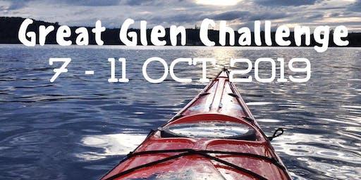 Anam Cara Fasgadh Great Glen Challenge 2019