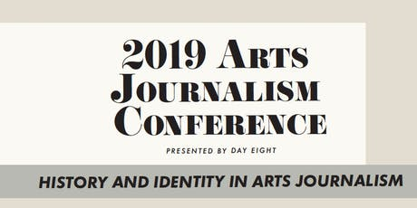 2019 Arts Writing Conference tickets
