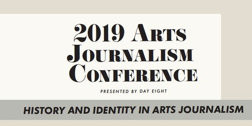 2019 Arts Writing Conference featuring workshops with Philip Kennicott, Peggy McGlone, and Kayla Randall