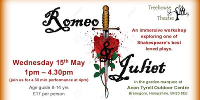 Romeo and Juliet - Home Education; Introduction to Shakespeare