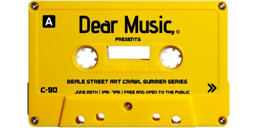 Beale Street Art Crawl Summer Series