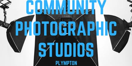 COMMUNITY PHOTOGRAPHIC STUDIO PLYMPTON MEMBERSHIP SCHEME tickets