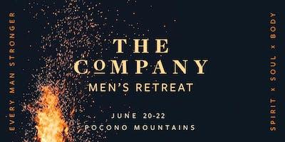 The Company Men's Retreat - 2019