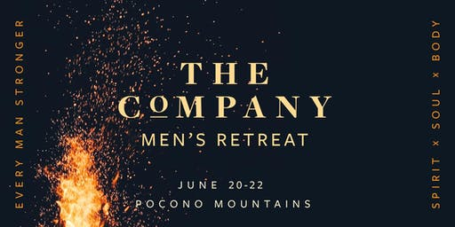 The Company Men's Retreat - 2019