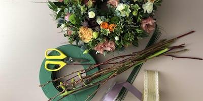 Mothers Day Floral Design Workshop