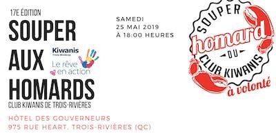Souper homard du club Kiwanis Trois-Rivières