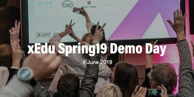 xEdu Demo Day  -  Spring 2019