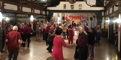 Friday Dance & Dinner at the American German Club!