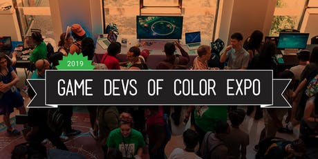 2019 Game Devs of Color Expo tickets