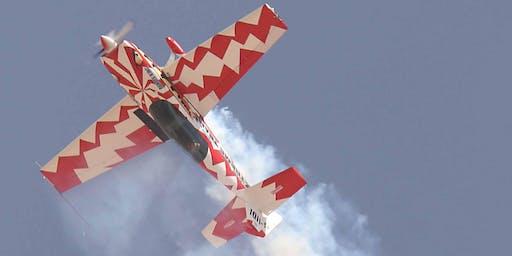 2019 Flights - 'Utter Nutter' aerobatics experience