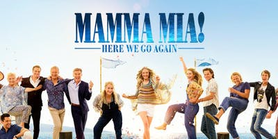 Community Film Screening: Mamma Mia Here We Go Again