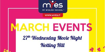 Movie Night - Notting Hill