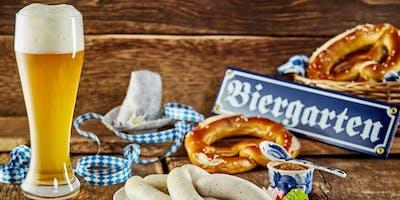 "Bavarian Frühschoppen ""In The Biergarten"""