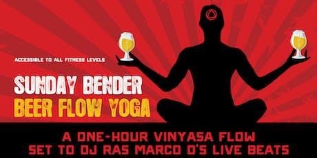 Beer Flow Yoga w/ DJ Ras Marco D tickets