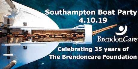 Brendoncare Boat Party tickets