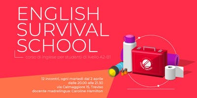 English Survival School - corso di Inglese (A2-B1)