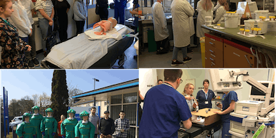 Healthcare Careers Open Day - Furness General Hospital