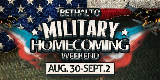 100th Bethalto Military and Veteran Homecoming Vendor Area Registration