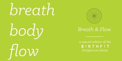 BIRTHFIT Breath and Flow