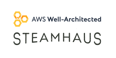 AWS Well-Architected Framework: an event with AWS and Steamhaus