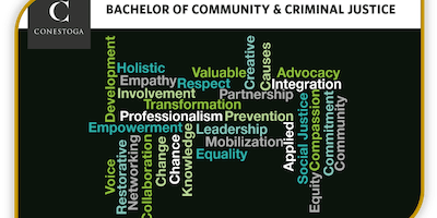 Conestoga College - Bachelor of Community and Criminal Justice Research & Recognition Event