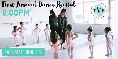 The Vitality Place's First Annual Dance Recital
