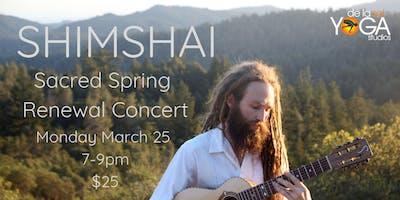 Shimshai - Sacred Spring Renewal Concert