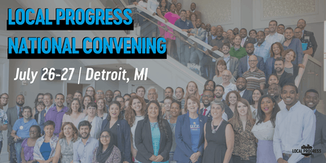 Local Progress National Convening 2019 tickets