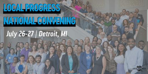 Local Progress National Convening 2019