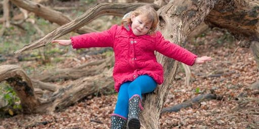 RSPB Minsmere Wild Woods Forest School: Pioneers (5-9yrs)