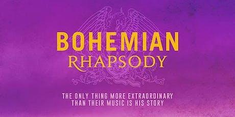York Outdoor Cinema - Bohemian Rhapsody tickets