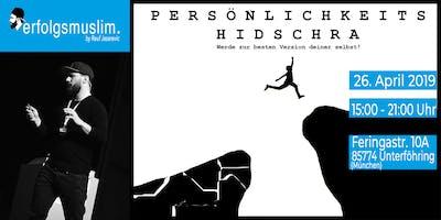 Workshop zur Persönlichkeits-Hidschra: München (