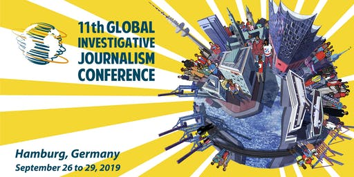 Global Investigative Journalism Conference (#GIJC19), Sept. 26-29