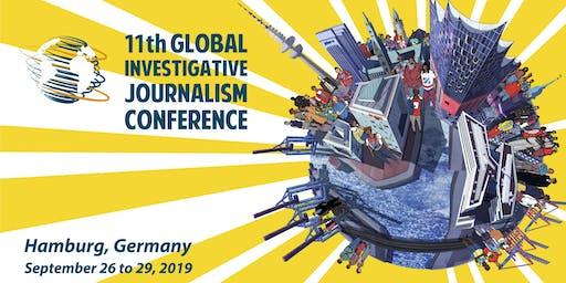 Global Investigative Journalism Conference (#GIJC19), Sept. 26-29