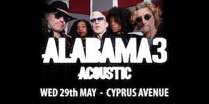 ALABAMA 3 acoustic