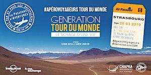 ApéroVoyageurs + Projection GENERATION TOUR DU MONDE -...