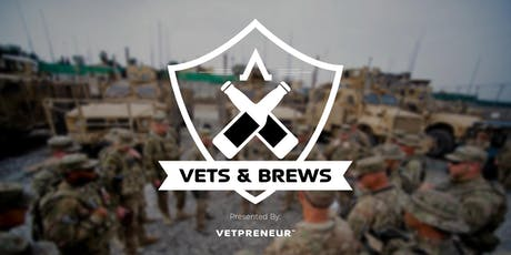 Vets & Brews - July 2019 tickets