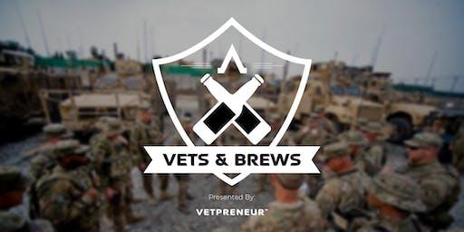 Vets & Brews - August 2019