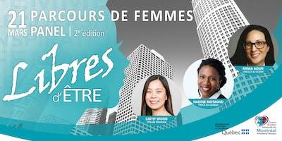 Parcours de femmes - Libres d\