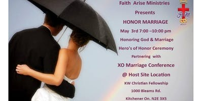 HONOR MARRIAGE & XO MARRIAGE SIMULCAST CONFERENCE