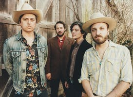 The Wild Feathers - The Neon Frontier Tour