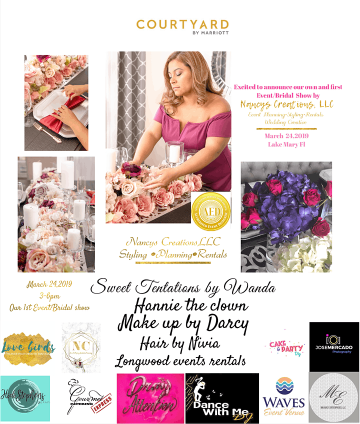 Event /Bridal show by Nancys Creations,LLC image