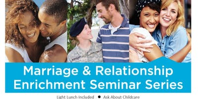Marriage & Relationship Seminar: How Your Past Impacts Your Marriage