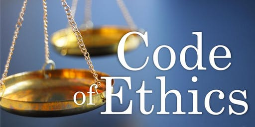 Code of Ethics Class with Kathy Roosa