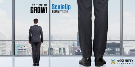 2019 Fall ScaleUp Summit tickets