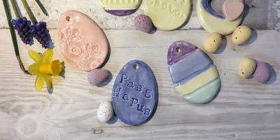 Ceramic Easter Decoration Course